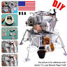 3D Paper Model  For Apollo 13 Lunar Module 1:32 Craft Model Paper Craft