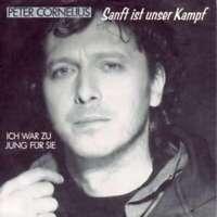 "Peter Cornelius Sanft Ist Unser Kampf 7"" Single Vinyl Schallplatte 9968"