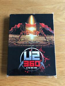 U2 LIVE AT THE ROSE BOWL  (2 DVD Set)