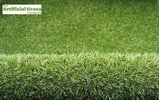 Remnant Artificial Grass Fake Garden Lawn 2.7m x 4m 20mm Pile G058