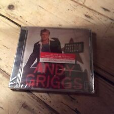 Andy Griggs   FREEDOM   (CD 2002) New And Sealed