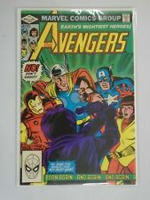 Avengers #218 Direct edition 6.0 FN (1982 1st Series)