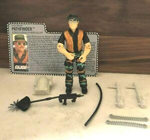 GI Joe 1990 Sub Zero Snow Shoe Set Weapon Vintage Accessory Figure Part Hasbro