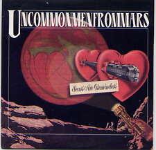 UNCOMMONMENFROMMARS - rare CD album - France - Promo Album