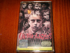 Korn ‎– Untouchables CASSETTE New Tape BG Hologram Bulgaria