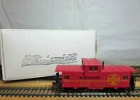 "Bachmann HO Scale Wide Vision Caboose ""SANTA FE"" with KD couplers"
