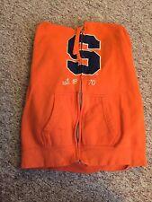 Small Zip Up Hooded Sweatshirt Syracuse