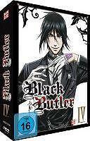 ++Black Butler Box 4 DVD deutsch (Kuroshitsuji) TOP !++