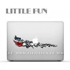 "Macbook Aufkleber color Sticker Skin Macbook Air Pro13"" Macbook Pro 15"" cool C38"