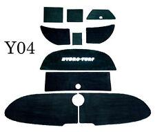 Hydro Turf Jet Boat Mat(04-06) Yamaha/SR230/SX230/AR230 Black Floor
