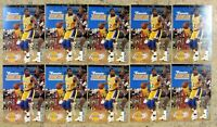 Magic Johnson 1993-94 SkyBox #358 Los Angeles Lakers 10ct Card Lot