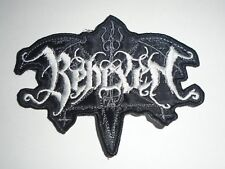 BEHEXEN BLACK METAL EMBROIDERED PATCH