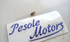 CICLER Getto Massimo  Carburatore Vespa DELLORTO MOTO D'EPOCA