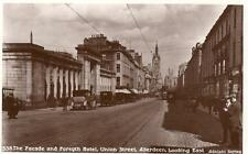 Forsyth Hotel Union Street Aberdeen unused RP old pc Adelphi