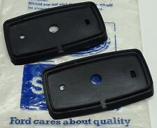 FORD MK1 ESCORT BRAND NEW REVERSE LAMP TO BODY RUBBER GASKETS - SET OF 2