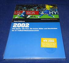 Japan / Südkorea 2002 Alle Spiele, Alle Tore Süddeutsche Zeitung WM-Bibliothek