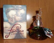 Vintage eau de parfum FEMINA de Alberta Ferretti. Spray. 100 ml. NUEVO / NEW