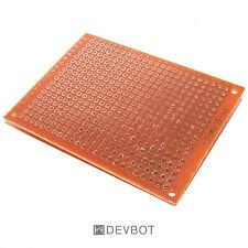 Carte de prototypage 5 x 7 cm, 2.54mm. PCB board, DIY, Arduino, Raspberry Pi