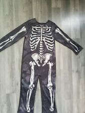 Kids Halloween Costume Skeleton