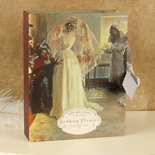 Vintage Rustic Style Wedding Planner Diary Organiser Book Great Engagement Gift