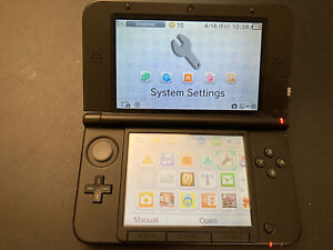 Nintendo 3ds XL Console - with Super Smash Brothers.