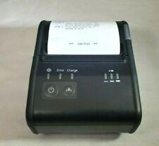 Epson Mobilink Tm P80 M316b Bluetooth 3 Mobile Receipt Printer Tested Kr296