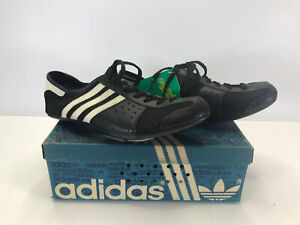 RARE Vintage Men's Adidas Eddy Mercky Competition Cycling Shoes US Size 7 NIB