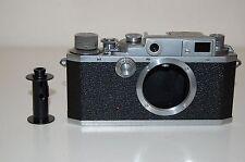 Canon-2D Vintage Japanese Rangefinder Camera Body. Service.118411. UK Sale