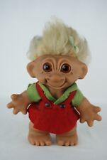 Dam troll vintage felt outfit 21 cm 60's