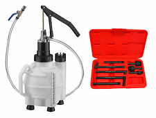UNIVERSAL AUTOMATIC TRANSMISSION ATF FILLING SYSTEM WITH 8PC ADAPTER SET