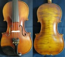 100% Hand made Strad Style song maestro Violin 4/4Rich Sweet Sound  #12366