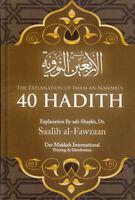 REDUCED: Explanation of Imam An-Nawawi's 40 Hadith-Shaykh Saalih-al Fawzaan (DM)