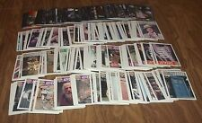MEGA LOT OF DOCTOR WHO TRADING CARDS BY CORNERSTONE IN NM SERIES 1,2,3,4, & ECT.