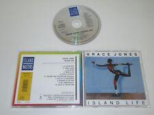 GRACE JONES/ISLAND LIFE(ISLAND IMCD 16/ 842 453-2) CD ALBUM
