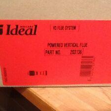 Ideal Flue Powered Vertical Kit 203136