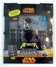 """2005 NEW HASBRO """"STAR WARS - ATTACKTIX BATTLE CASE with EXCLUSIVE 4 inch Figure"""