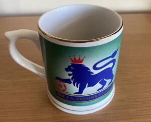 The FA Premier League 1996 Green Drinking Mug/Cup