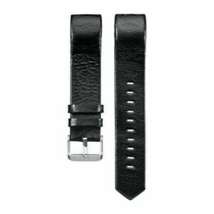 Leather Wrist Band w/Buckle Strap For Fitbit Charge 2 Replace Bracelet Wristband