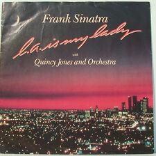 "FRANK SINATRA - L. A. Is My Lady - 7 "" Singles ( F765]"