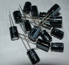 500  Rubycon 6.3YK1000M8X11.5 1000uf 6.3v mini electrolytic capacitor bulk pack