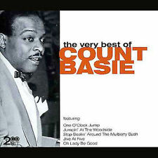 Count Basie - The Very Best of Count Basie     *** BRAND NEW 2CD SET ***