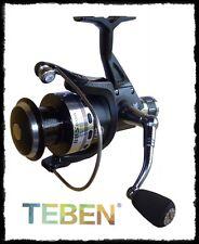 mulinello Teben BBS 4000 frizione posteriore pesca fondo bolognese surfcasting