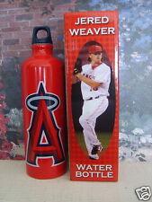 L.A. Angels Baseball, Jered Weaver Water Bottle SGA 5/14/12