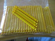 k'nex pieces yellow 3 3/8 inch connectors 150 piece stk3