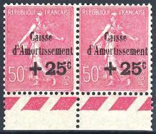 """FRANCE STAMP TIMBRE 254 a """" VARIETE SANS POINT SUR LE i """" NEUF xx TTB  P013"""
