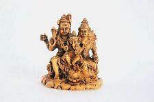 Synthetic Figure Vintage Style New Ganesha Shiva Parvati Halloween Gifts  K-83