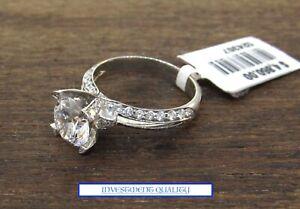 MICHAEL M. 18K White Gold Diamond Engagement Ring Setting *Never Worn*