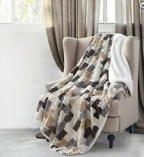 Teal Cammo -Sherpa-New-50x70