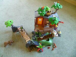 Playmobil Wildlife Adventure Tree House