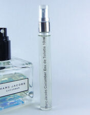 Marc Jacobs Cucumber Eau de Toilette 10ml Travel Sample Atomizer Spray EDT .33oz